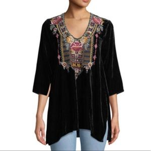 NWT Johnny Was Cherelle Draped Top